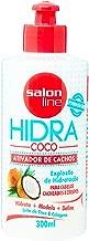 Salon Line - Linha Tratamento (Hidra) - Ativador de Cachos Original Explosao de Hidratacao 300 Ml - (Treatment (#IHaveCurls) Collection - Original Moisturizing Explosion Curl Activator 10.14 Fl Oz)