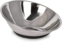Ourpets Company 2400012856 Tilt-A-Bowl Stainless Steel