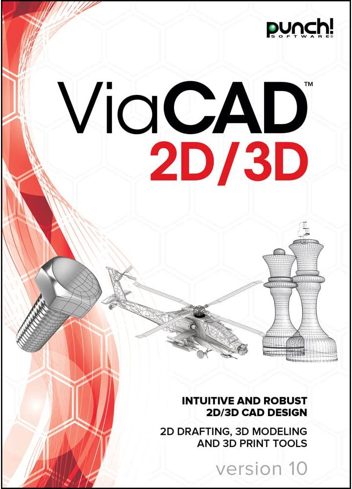 Punch Fixed price for sale ! Super beauty product restock quality top! ViaCAD 2D 3D Mac v10 Download