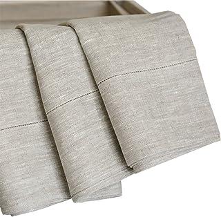 100% Pure Flax Linen Bath Towel 60cm x 130cm
