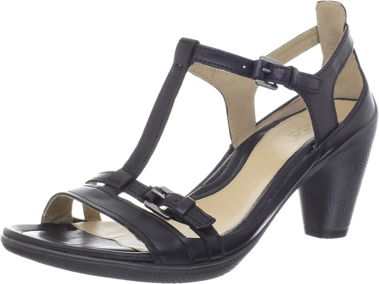 ECCO Women's Sculptured 65 Sandal T Strap Sandal
