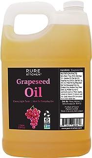 Pure Kitchen Grapeseed Oil 1 Gallon