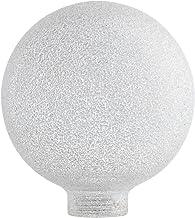 Paulmann Verlichting Glas Globe 80 Mini halogeenlamp lamp ijskristal helder, wit, 20 x 20 x 30 cm, 87586