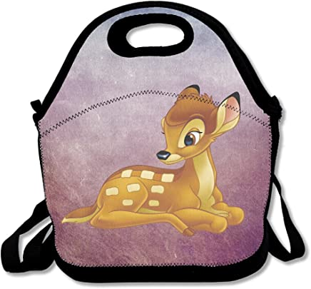 CHSUNHEY Sacs /à Dos,Sacs de Sport,Sacs /à Cordon,Bambi Design Unisex Gym Eco-Friendly Drawstring Shoulder Bag Backpack Travel Bag Bags Backpack String Bags School Rucksack Gym Handbag