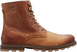 Sorel Madson 6in WP Boot - Men's Elk/Mud, 15.0