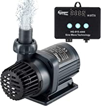 Best small external pond pump Reviews
