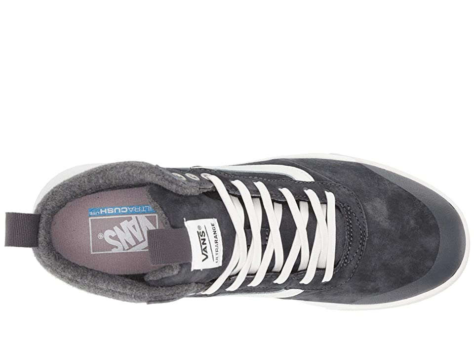 Vans UltraRange Hi MTE ((Wool) Asphalt) Skate Shoes, Black