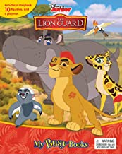 Best lion guard busy book Reviews