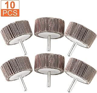 Standard Abrasives A//O Unitized Wheel 882115 10//Case 1 Case 821 2 in x 1//2 in x 1//4 in
