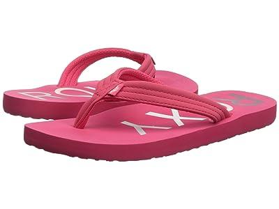 Roxy Kids Vista II (Little Kid/Big Kid) (Berry) Girls Shoes