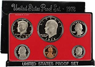 1978 S US Mint Proof Set Original Government Packaging