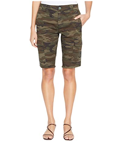 Sanctuary Commander Bermuda Shorts (Little Hero Camo) Women