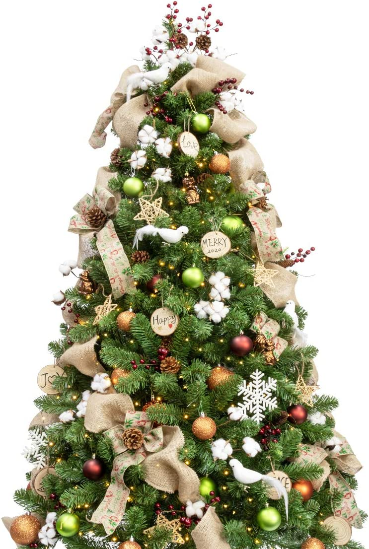 christmas crib Luxury XMAS rees jewerly KEWA bijoux line 015 half winter christmast tree 3D Xmas tree holiday