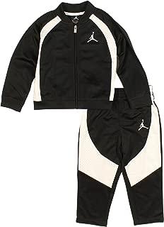 NIKE Jordan Jumpman Little Boys' Tracksuit Set, Jacket and Pants Outfit