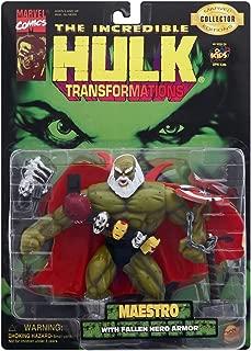Best maestro hulk figure Reviews