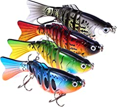 Best wooden fishing lure kits Reviews