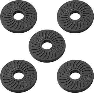 Anwenk Rubber Pads Rubber Washers with 1/4