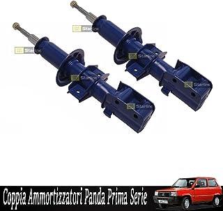 Bestlymood 2X Copertura Motore Anteriore Cofano Cofano Ammortizzatore Molle Un Gas Braccio di Supporto Molla Un Gas LR001773 per Freelander 2 2006