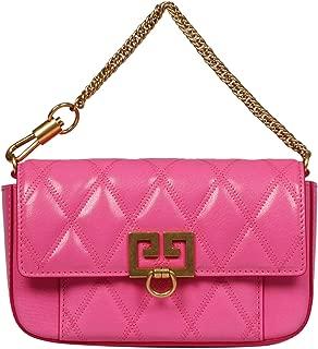 Luxury Fashion | Givenchy Womens BB604DB08Z666 Pink Clutch | Fall Winter 19