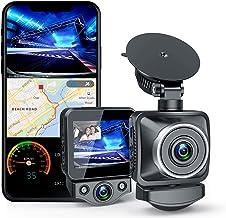 "Sponsored Ad - ANKEWAY 2021 New Dual Dash Cam Built-in WiFi & GPS, Dual 1920x1080P Full HD Front & Cabin Dash Cam , 2.0"" L... photo"