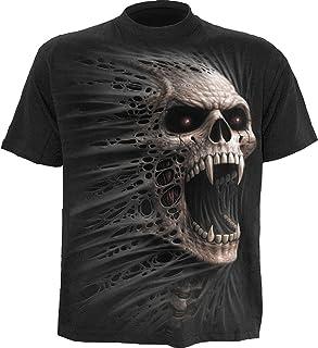Spiral - Mens - CAST Out - T-Shirt Black