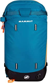 Mammut Mochila Light Protection Airbag 3.0 Mochila airbag, Unisex Adulto, Sapphire/Black, 30 L