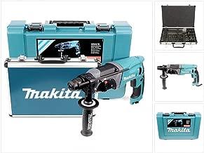 Makita HR2470 Trapano con set di punte, 1 pezzo