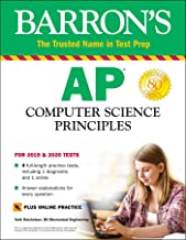 AP Computer Science Principles: With 4 Practice Tests (Barron's Test Prep)