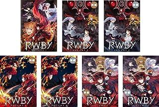 RWBY Volume 1 + 2 前・後編 + 3 前・後編 + 4 前・後編 [レンタル落ち] 全7巻セット [マーケットプレイスDVDセット商品]