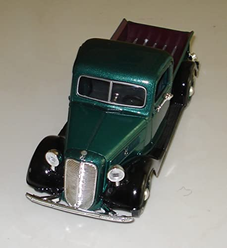 Ford Pickup 1937 Die Cast 1 24 Scale - 7 1 2 Inches