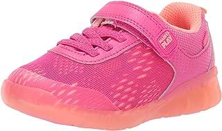 Unisex Boy's and Girl's Neo Athletic Light-Up Mesh Sneaker