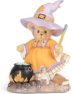 Roman 133482 Gretel Witch with Cauldron Halloween Figurine, 4 inch, Multicolor