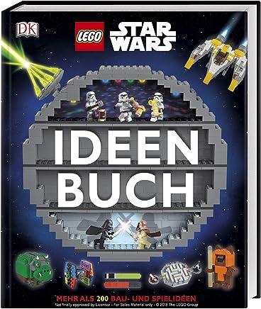 LEGO® Star Wars™ Ideen Buch ehr als 200 Bau und SpielideenHannah Dolan,Elisabeth Dowsett,Simon Hugo