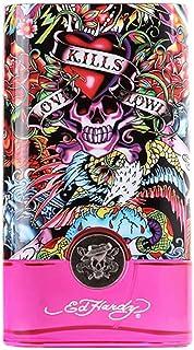 Ed Hardy Hearts & Daggers by Christian Audigier for Women – 3.4 oz EDP Spray..