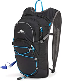 High Sierra HydraHike 8-Liter Hydration Pack with 2L Reservoir Included - Hydration Backpack with 2-Liter Water Bladder - Ideal as Bike Hydration Pack, Hiking Hydration Pack, Running Hydration Pack