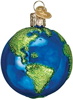 Best Old World Christmas 22038 Outer Space Gifts Glass Blown Ornaments, Planet Earth Review