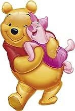 Anagram Disney Big Pooh Hug Shaped Foil Balloon