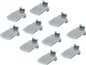 Gedotec H10362 Plankdragers voor keuken en nissen plankhouders om op te hangen, met vak-bodemdragers voor bevestiging - br...