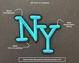 NY NYC New York City Clothing Iron on Patches (12)