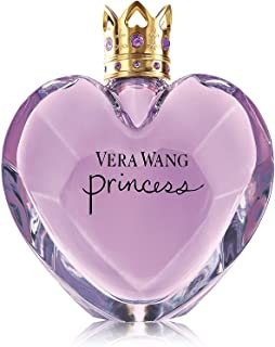 Vera Wang Princess Eau de Toilette Spray for Women, 3.4 Fl Oz