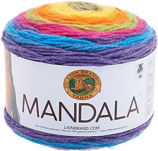 Lion Brand Yarn 525-209 Mandala Yarn, Gnome