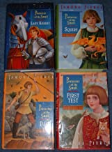 Protector of the Small Series Lady Knight, Page, Squire, First Test
