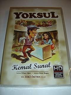 Yoksul (1986) / Kemal Sunal / ONLY TURKISH Audio [DVD Region 2 PAL]