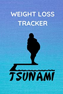 Weight Loss Tracker: 90 Day Lose Belly Fat Journal for Men with Blank Recipe Book to Write In