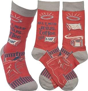 funny jesus socks