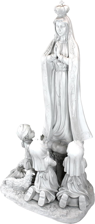 Design Toscano EU7101 Our Lady of Fatima Grand Scale Statue