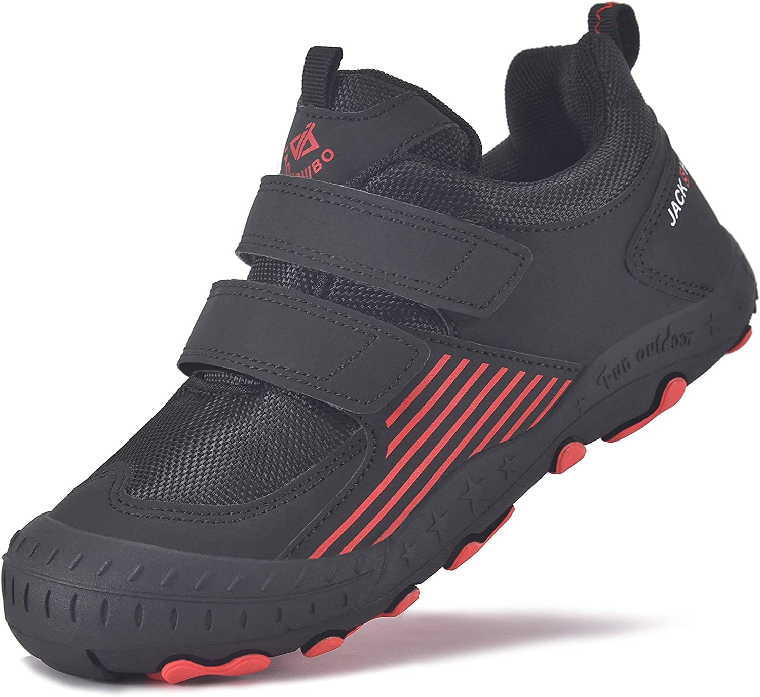 MARITONY Kids Hiking Max 44% OFF Shoes for Boys Girls Light on Complete Free Shipping Sneakers Slip
