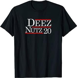 Deez Nutz 2020 Presidential Election USA Bofa Deeznutz T-Shirt