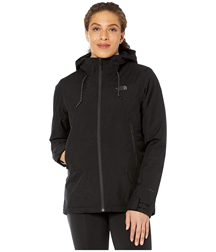The North Face  Inlux Insulated Jacket (TNF Black Herringbone) Womens Jacket