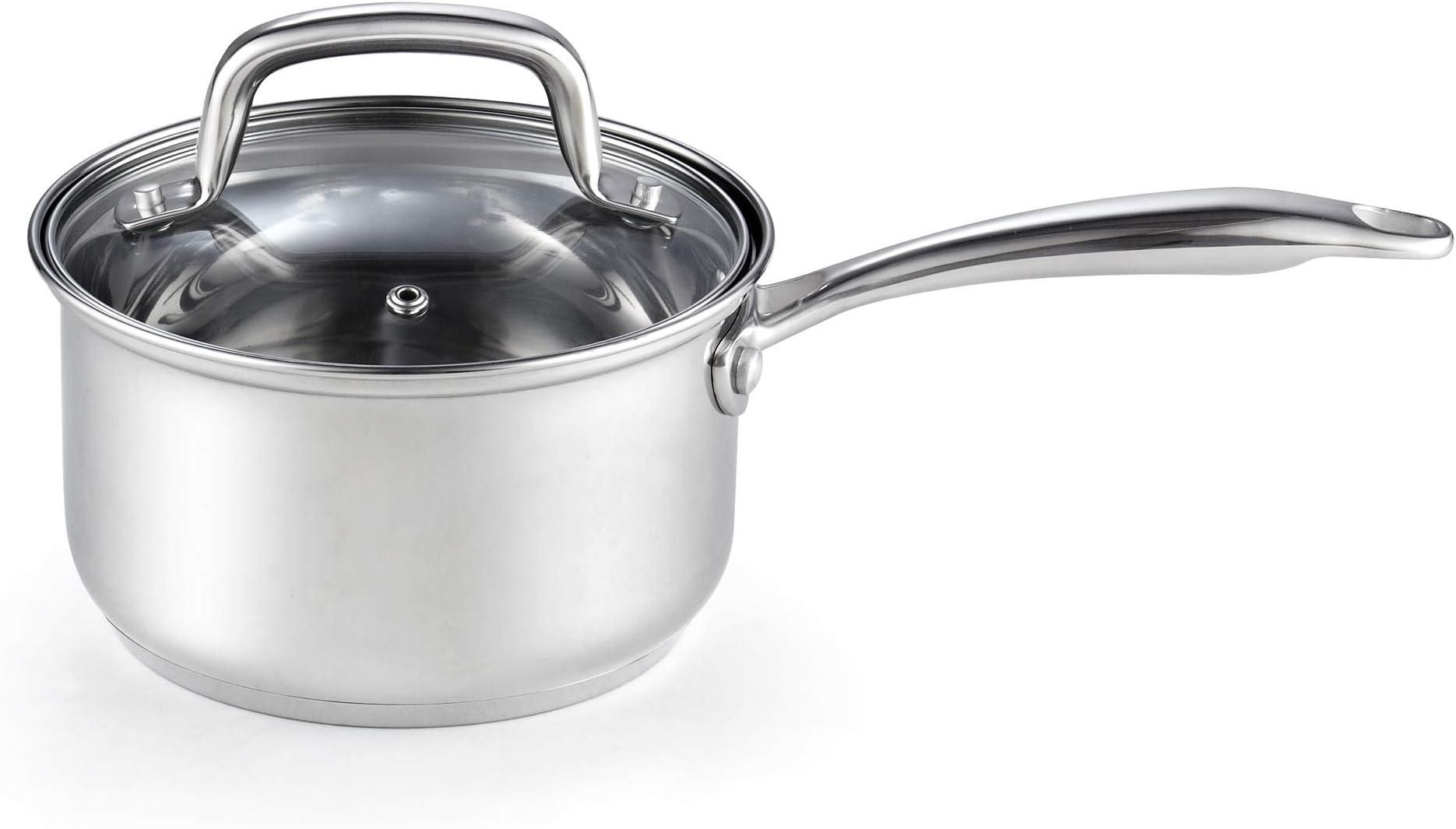 Emeril Lagasse 2 Quart Silver Kitchen Dining